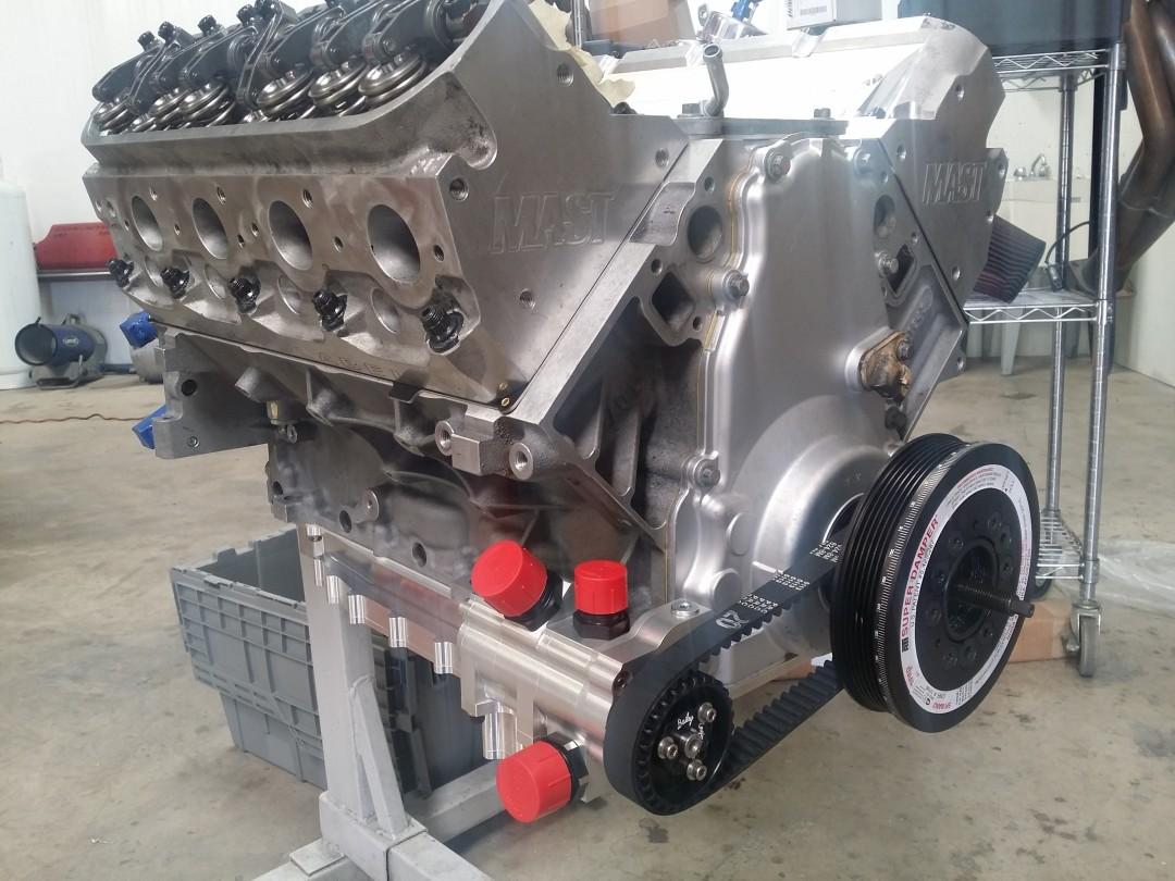 2007 mechanicle roller Z06