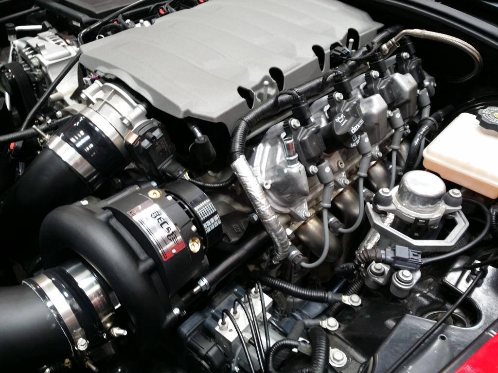 SuperCharged C7